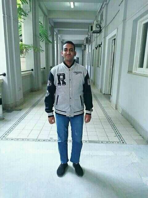 عيد ميلاد سعيد  ( الشاب الصحفي احمد المنسي)