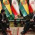 """Irán en América Latina: """"nos salvamos todos o nos hundimos""""."""