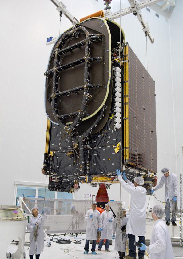 BRIsat Jadi Satelit Perbankan Pertama di Dunia, Milik Indonesia