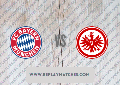 Bayern Munich vs Eintracht Frankfurt -Highlights 03 October 2021