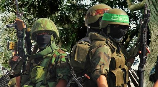 Anggota Hamas Sita Drone Israel yang Jatuh di Jalur Gaza