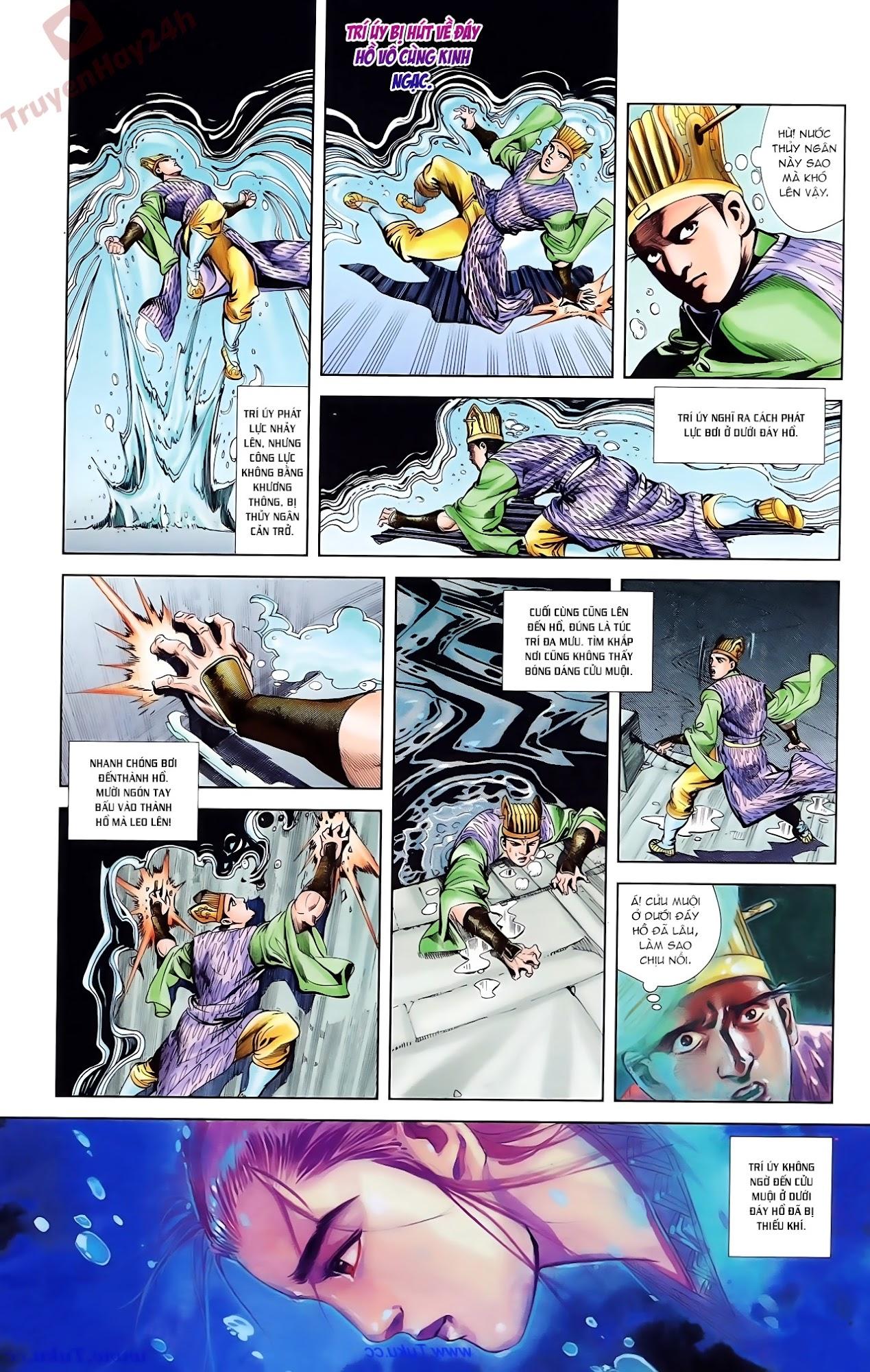 Cơ Phát Khai Chu Bản chapter 81 trang 30