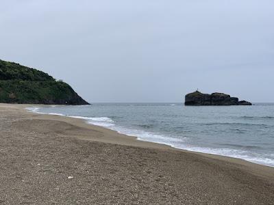 白兎海岸 淤岐ノ島