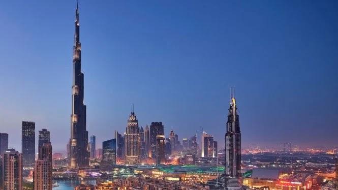 Sewa Burj Khalifa Hanya Untuk Umumkan Anak, YouTuber Suriah Dikecam