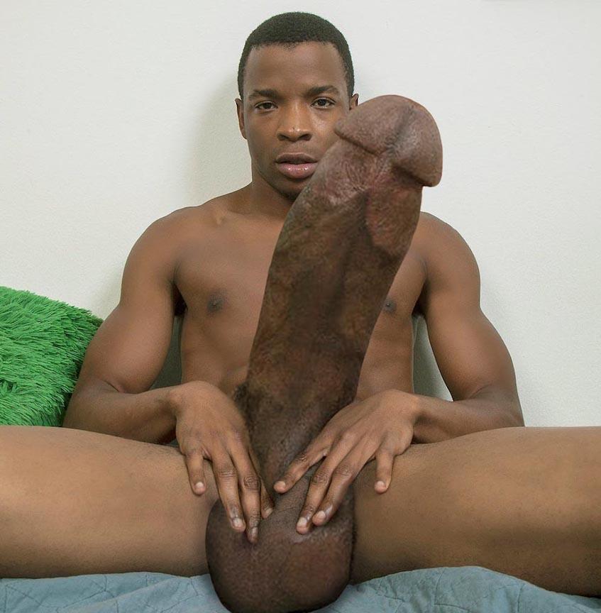 Mega musta Dicks