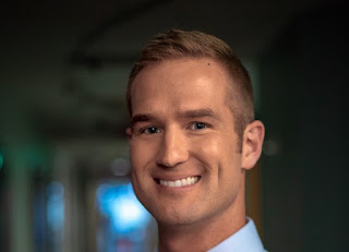 American Journalist; Morgan Chesky