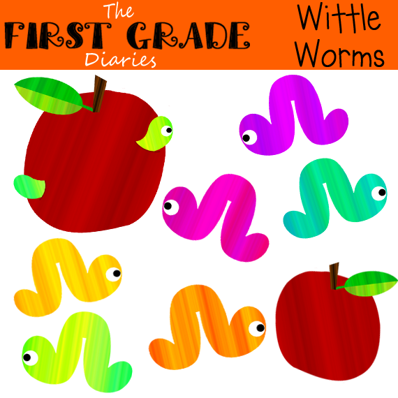 clipart apple worm - photo #49
