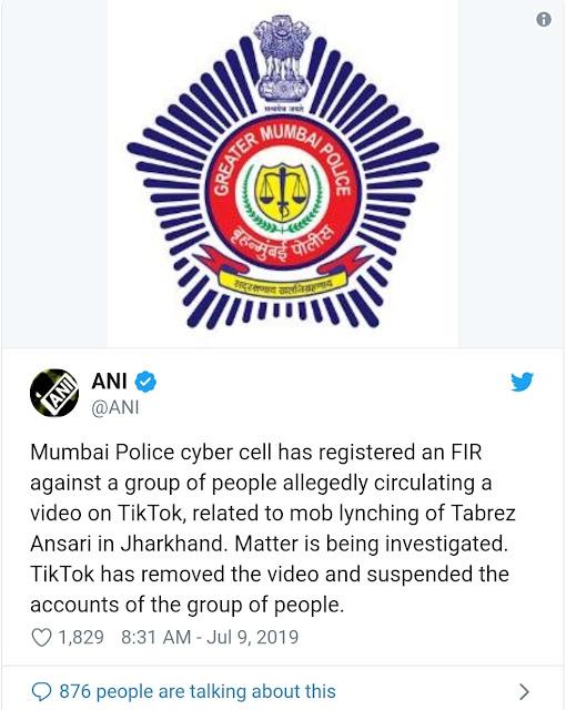 TikTok Star Faisu Account has been banned.