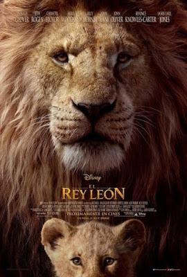 The Lion King  2019   DVD   Custom CAM   Latino Cam 