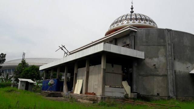 Masjid Raya Abu Bakar Ash-Shidiq GCA