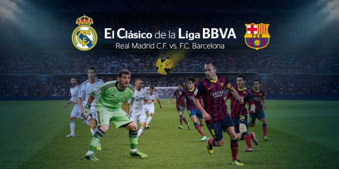 Barcelona vs Real Madrid 2015