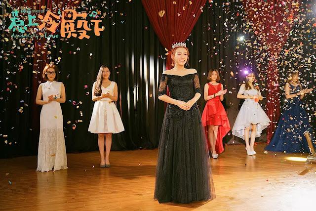 Chen Qingqing membantu Si Tufeng untuk mengatasi rasa takut terhadap air Sinopsis Accidentally in Love Episode 17 - 18