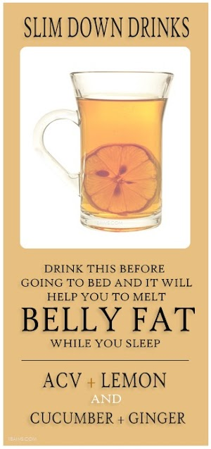 2 Amazing Drink Recipes That Burn Belly Fat and Lose Weight Easily