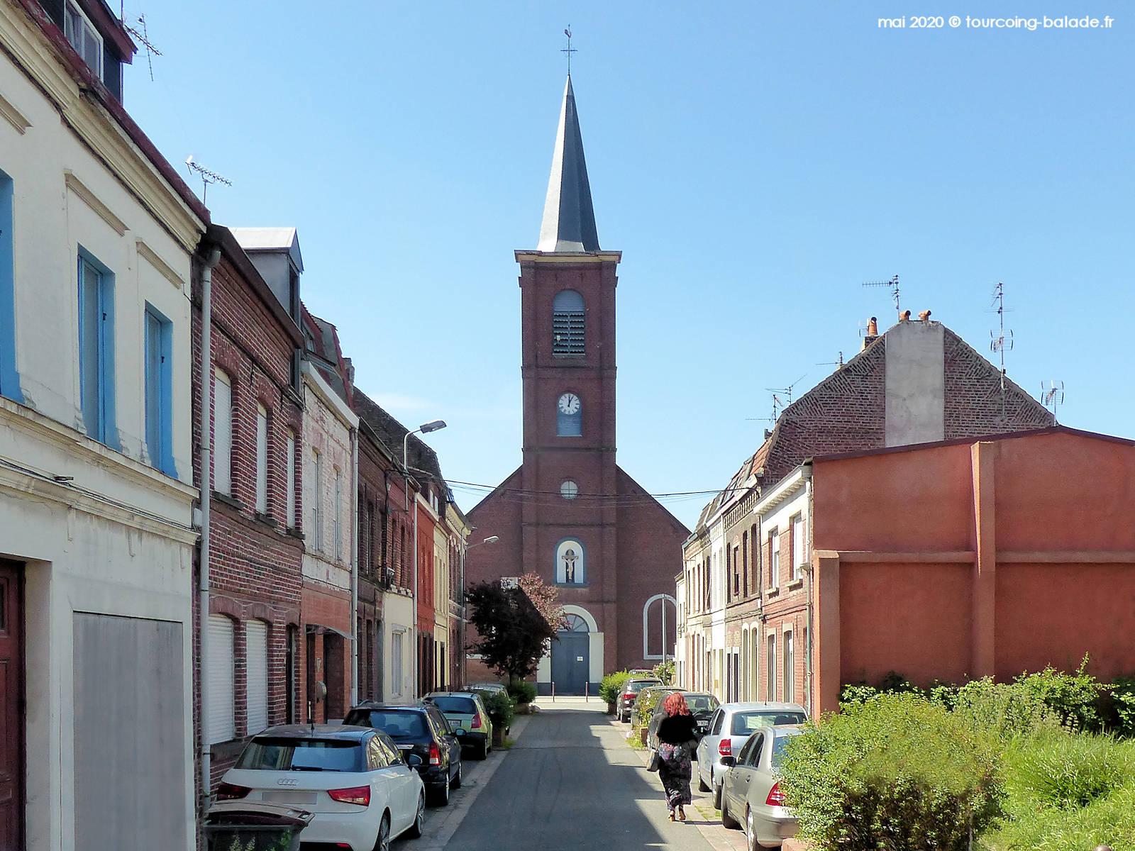 Église Saint-Éloi, Tourcoing - 2020