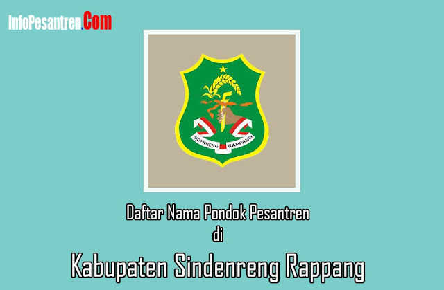 Pesantren di Kabupaten Sindenreng Rappang