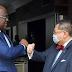 Peter Pham salue le leadership de Tshisekedi à la tête de l'UA et son action en RDC