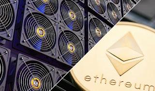 Скорость хеширования Ethereum в этом году выросла на 27%.