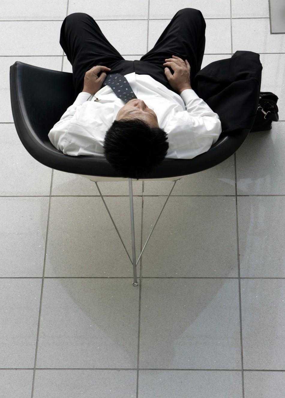 Sitting  11 hours or more per day raises the your risk of dying by 40 percent