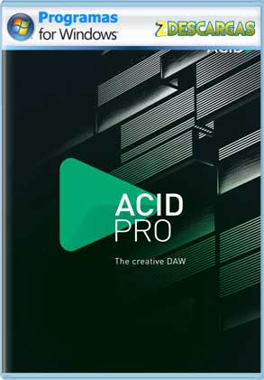 MAGIX ACID Pro 9 Full (Multilenguaje) Español | MEGA