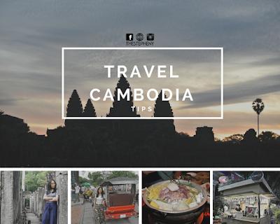 【CAMBODIA】在柬埔寨旅游必须注意的10件事