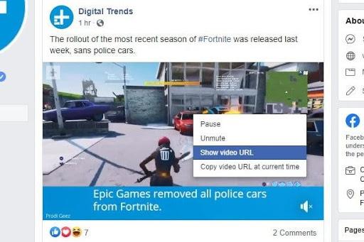 Menyimpan Video Facebook Lewat Komputer