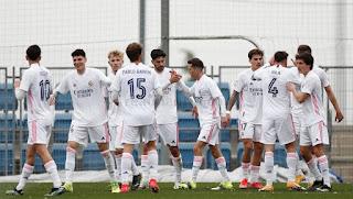 El sexto sin perder. Real Madrid Castilla 1-1 UD Poblense
