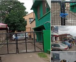 Ajimobi Locks Alao-Akala's N3billion Property In Ibadan (photos)