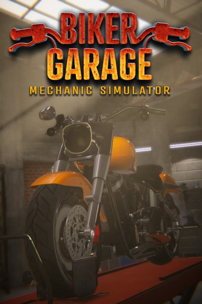 โหลดเกมส์ Biker Garage: Mechanic Simulator