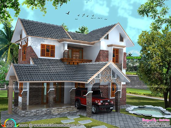 Sexy House plan