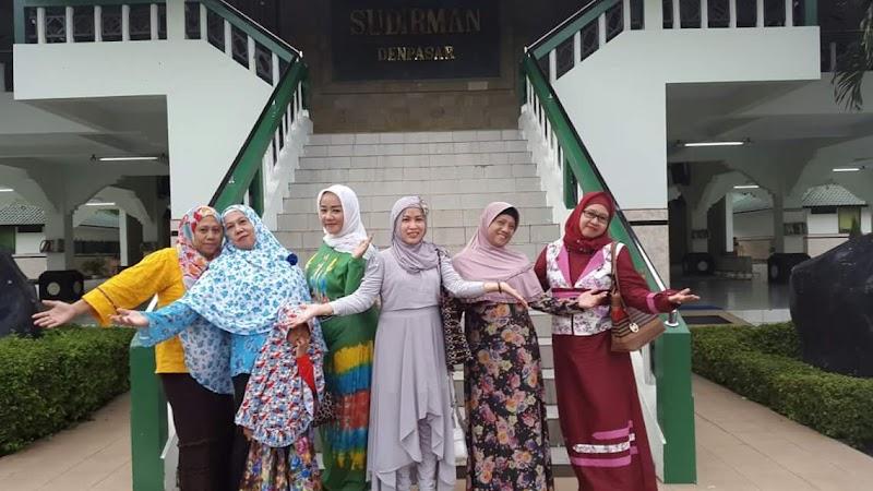 1001 Kisah Masjid: Masjid Agung Sudirman, Saksi Sebuah Kebersamaan
