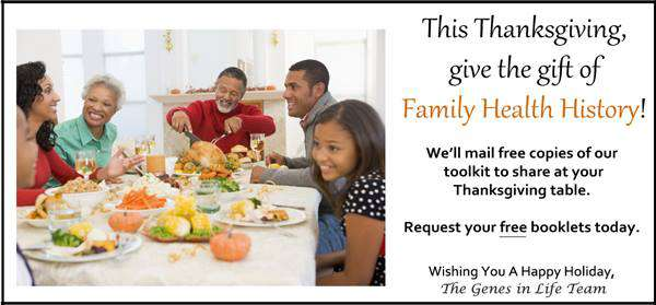 National Family Health History Day Wishes Images