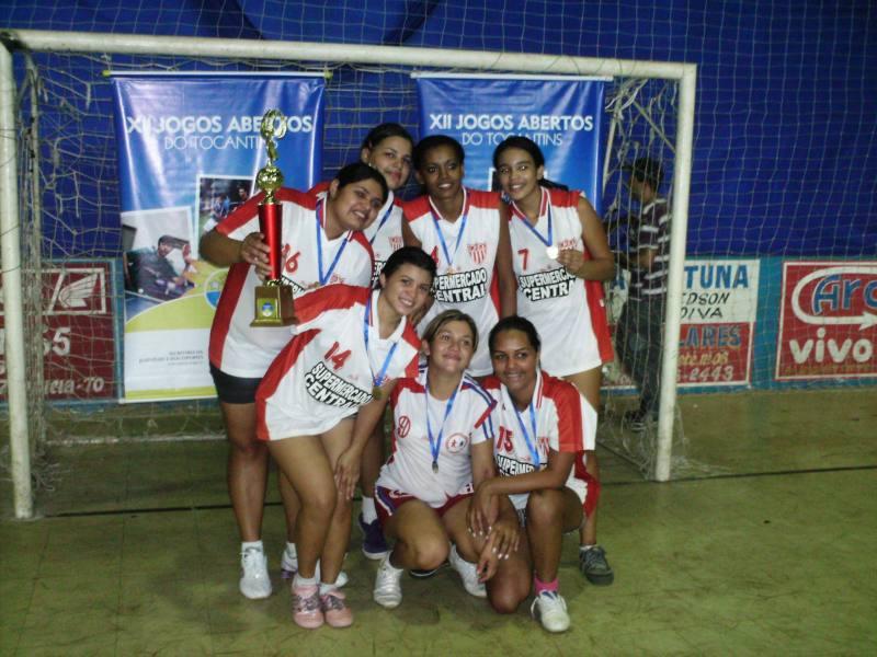 73c8b947b9 Realizada em Colméia a primeira etapa dos Jogos Abertos do Tocantins