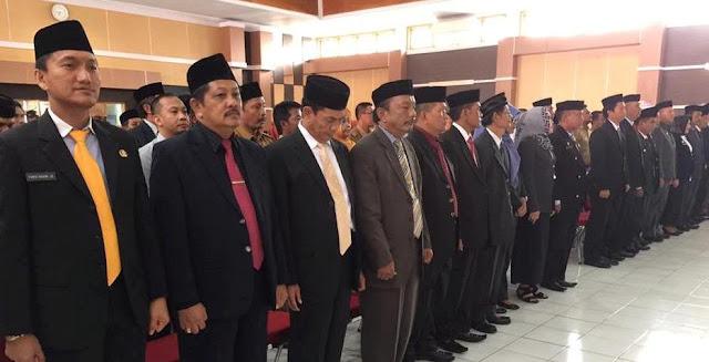 Pengisian OPD Baru Palopo, Wali Kota Lantik Banyak Masih Plt