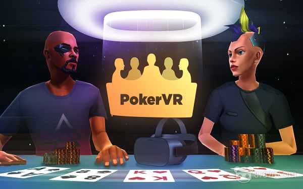 "VR poker game ""Poker VR"" landing on Oculus Rift"