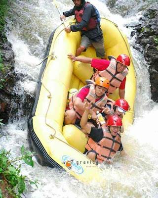 Reservasi Arung Jeram Pangalengan Secara Online