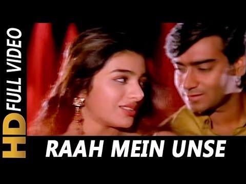 Raah Mein Unse Mulaqat Ho Gayi Lyrics Vijaypath Kumar Sanu X Alka Yagnik