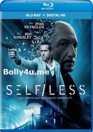 Self/Less 2015 BRRip 900MB Hindi Dual Audio 720p ESub Watch Online Full Movie Download bolly4u