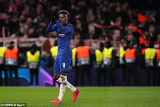 Abraham hits back at talks he has demanded to be Chelsea's highest earner