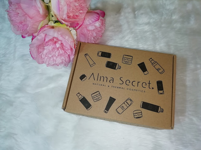 agua micelar alma secret