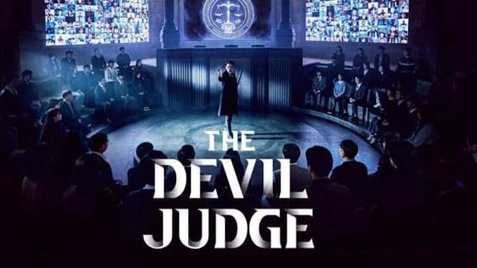 Drama Korea The Devil Judge, Ketika Persidangan Jadi Reality Show