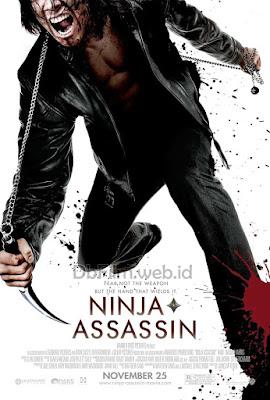 Sinopsis film Ninja Assassin (2009)