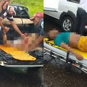 Morre segunda vítima de acidente ocorrido na MA-381, entre Pedreiras e Joselândia