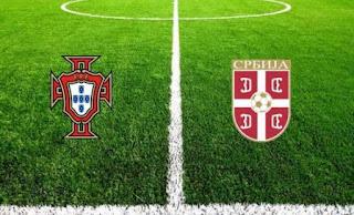 Португалия – Сербия  смотреть онлайн бесплатно 25 марта 2019 прямая трансляция в 22:45 МСК.