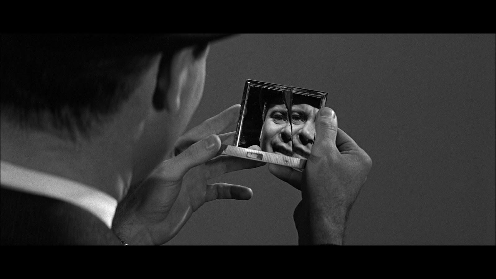 Gary Cooper Compact Mirror