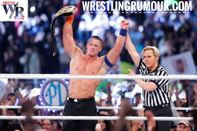 Wrestlemania 35 LEAKED : Will John Cena become 17th time WWE champion?