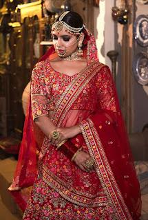 lehenga-indian style- indian fashion-