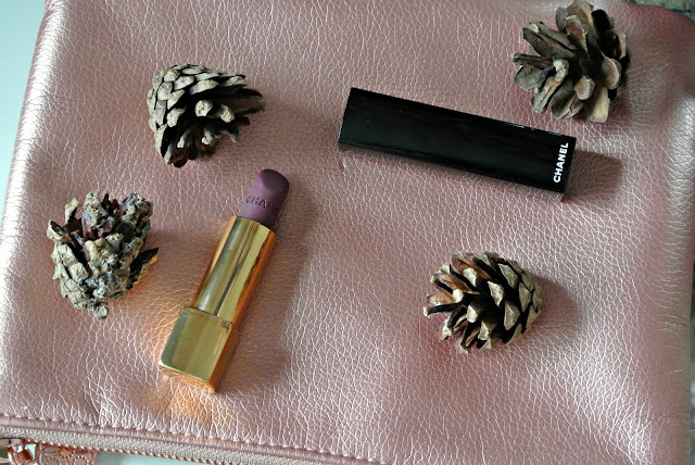 Chanel Rouge Allure Velvet Matte in 45 L'Adoree Review
