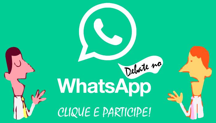Bolsonaro e fanatismo religioso na segunda edição do Debate no WhatsApp