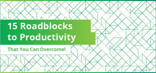 top productivity roadblocks hindering business team project management efficiency