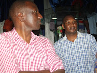 RUTO's bodyguard nearly sends FAROUK KIBET to the ICU; See the amount of money he stole from him.